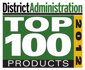 District Administration Top 100 Product 2012